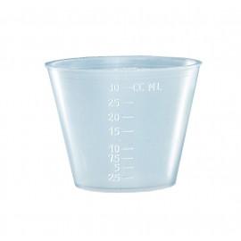 Bicchierino graduato per miscelazione