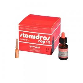 Stomidros Rop15 calcio idrossido Rp 40X Polvere