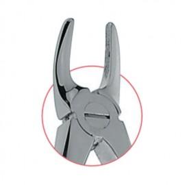 Pinza pedodontica KLEIN per premolari superiori