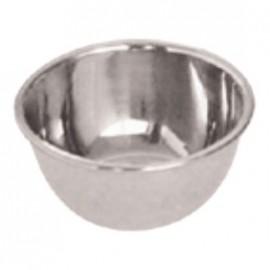 Vassoio tondo in acciaio inox diam. 70 mm