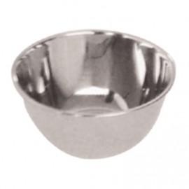 Vassoio tondo in acciaio inox diam. 80 mm